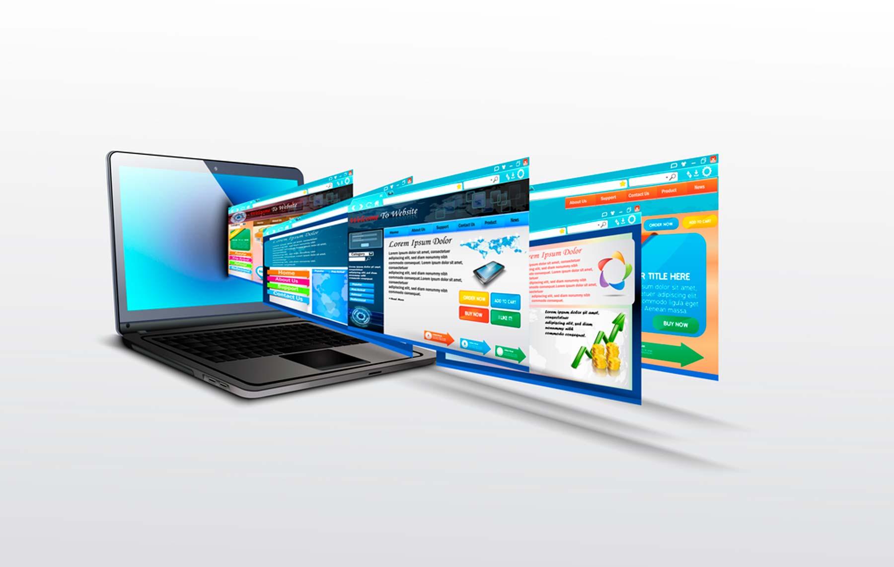 Trender webdesign