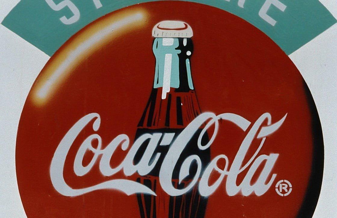 CocaCola varemerke
